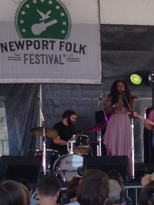 Ruby Amanfou Newport 2016