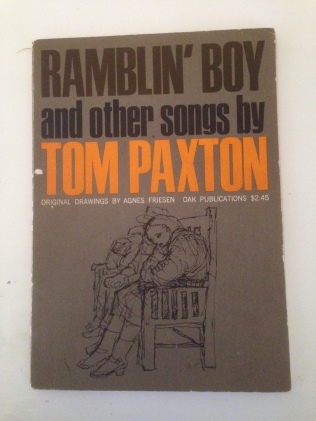Paxton songbook